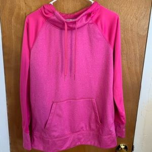 Pink active wear sweater